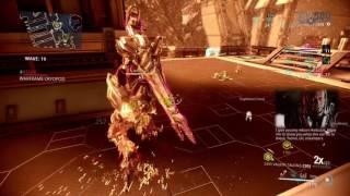 Warframe: farming animo beacons