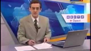Ведущий показал фак в прямом эфире!