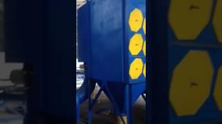 Autoblast Machine PT Dwiprima Karyaguna