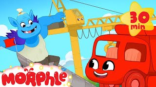 The Giant's Playground | Cartoons for Kids | Mila and Morphle | Morphle TV