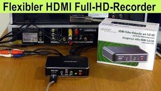 Pearl HDMI-Recorder für analoge Filmschätze – HIZ119