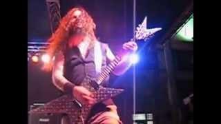 Dimebag Darrell unseen Damageplan PRIDE w/ guitar solo Rockford, Il 9-18-2004
