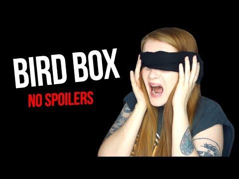 BirdBox (2018) Spoiler Free NETFLIX HORROR FILM movie review