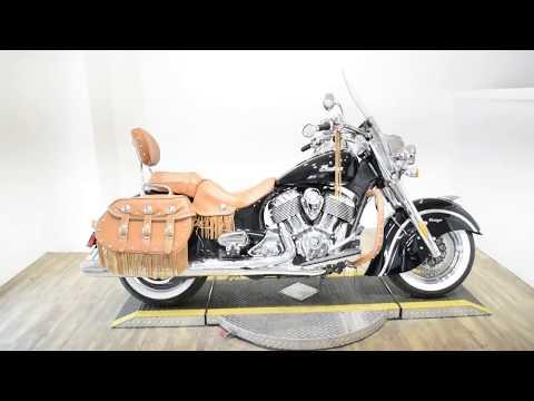 2017 Indian Chief® Vintage in Wauconda, Illinois - Video 1