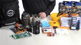 Sustain Supply Co - Comfort2 - 72 Hour Survival Kit
