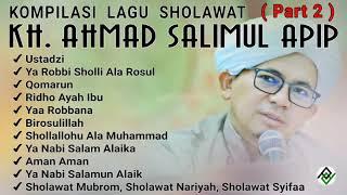 Kompilasi Lagu SHOLAWAT KH. Ahmad SALIMUL APIP (Part 2) Slow Version