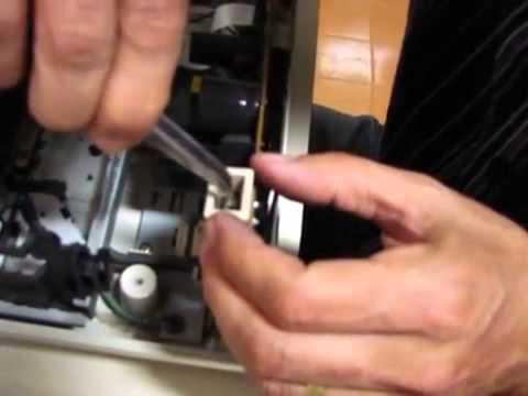 Manutenção caseira - Tutorial, reparo da Epson LX 300, impressora não liga