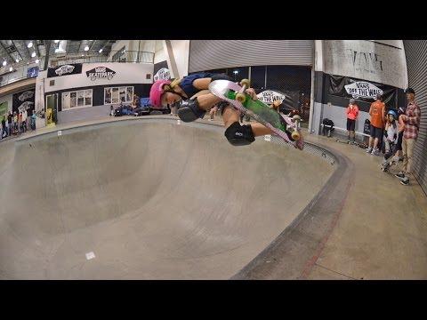 Vans Girls Combi Pool Classic 2014 - AM 14 & Under