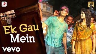 Watch the colourful beautiful energetic EkGauMein song promo from SangiliBungili