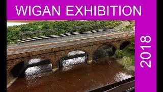Wigan Model Railway Exhibition 2018