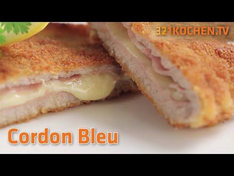 Cordon Bleu einfach selber machen