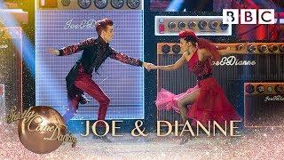 Joe & Dianne Show Dance to