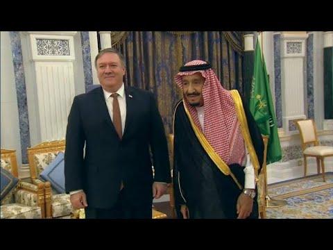 Υπόθεση Κασόγκι: Επίσκεψη Πομπέο στη Σ.Αραβία – Τι θα κάνει το Ριάντ…