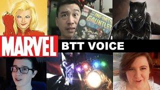 Marvel Phase 3 - Civil War, Black Panther, Captain Marvel, Infinity War! - Beyond The Trailer