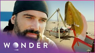 Engineers Build An Escape Vehicle From Plane Wreckage (Part 2) | Escape EP1