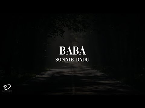 Sonnie Badu - Baba (Open The Floodgates) - Piano Version