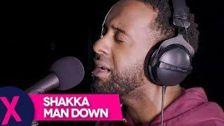 Shakka   Man Down | The Norte Show Live Sessions | Capital XTRA