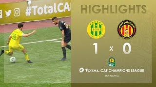 CL CAF : JS Kabylie 1-0 Espérance de Tunis