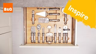 3 nifty ways to organise your kitchen