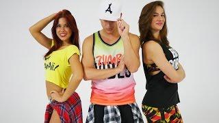 Daddy Yankee - Hula Hoop | Zumba Fitness by ZUMBA RedStudio