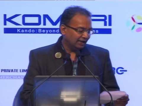 Print Summit 2014 : Sanjay Patel, President BMPA at Print Summit 2014
