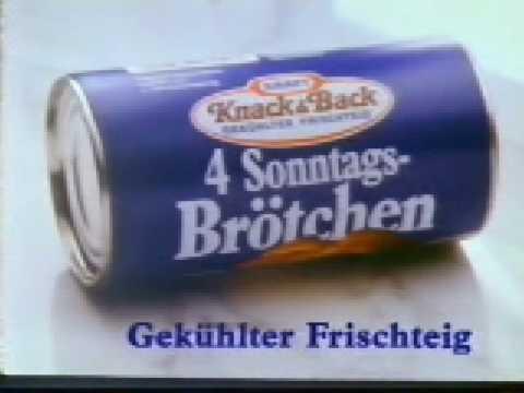Werbung aus den 90ern