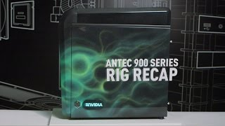 Gambar cover GeForce Garage: Antec 900 Series – Rig Recap