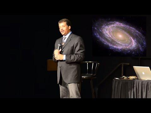 Neil deGrasse Tyson - Quando Visitaremos Outra Galáxia?