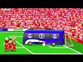 LIVERPOOL DESTROY THE CHELSEA BUS.