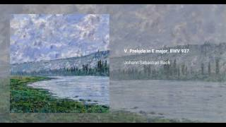 6 Little Preludes, BWV 933-938