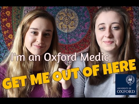 Video STUDYING MEDICINE AT OXFORD UNIVERSITY - WHAT'S IT REALLY LIKE?