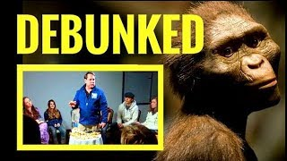 Creationist Takedown of Lucy - Debunked!