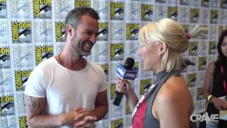 JR Bourne pour Comic Con News