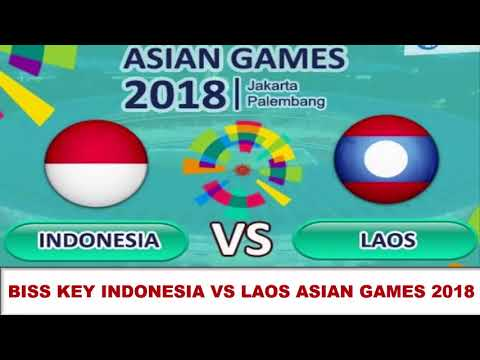 Biss Key SCTV Indonesia Vs Laos Asian Games 2018