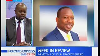 Morning Express: Week in Review