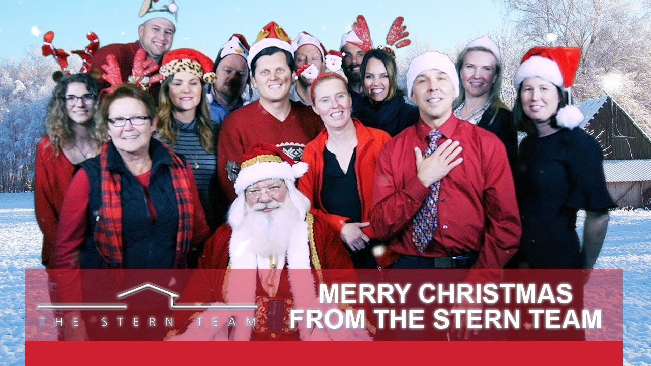 Happy Holidays From the Stern Team