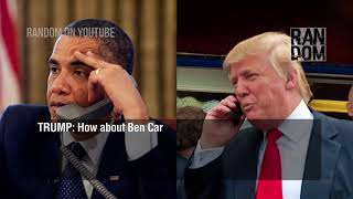 Trump impersonator John Di Domenico calls Obama, Ben Campbell C0nan O'Bri3n Show Part 2