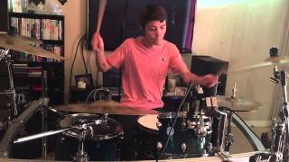 Cry,Die,Fly By Drew ofthe Drew (Drum Cover)