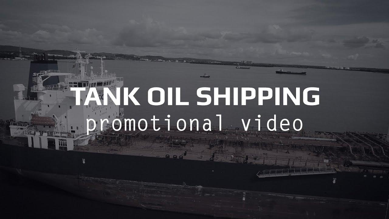 Tank Oil Shipping