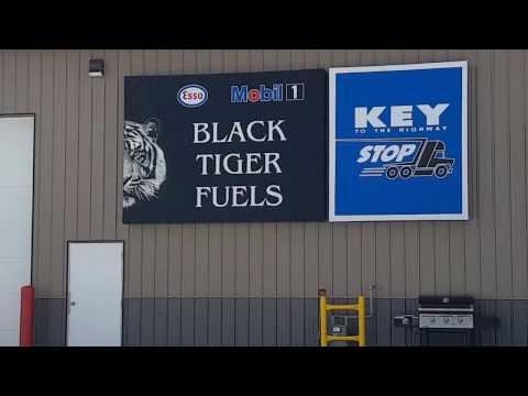 Black Tiger Fuels - Esso Imperial Oil Bulk Distributors video