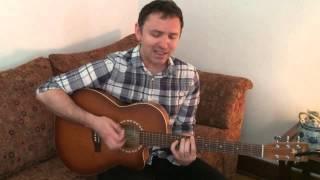 Dan Schaumann -  Middle Of The Hill (Josh Pyke cover)