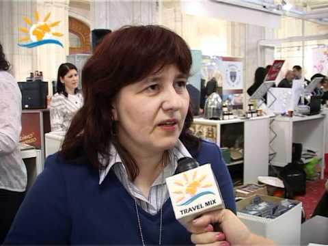 Interviu Lacramioara Beilic – Asociaţia de turism Bucovina, Târg Holiday Market, 17-21 martie, Bucureşti – VIDEO