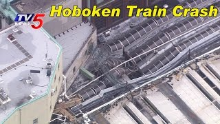 Train Accident in New Jersey | 3 Dead, 100 Injured | USA | TV5 News