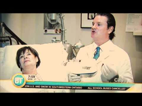 Video EnerJet Needleless Injection in Toronto