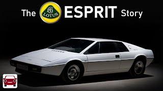 The Lotus Esprit Story
