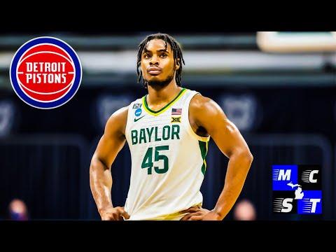 (Draft Spotlight) Baylor Guard Davion Mitchell!!!