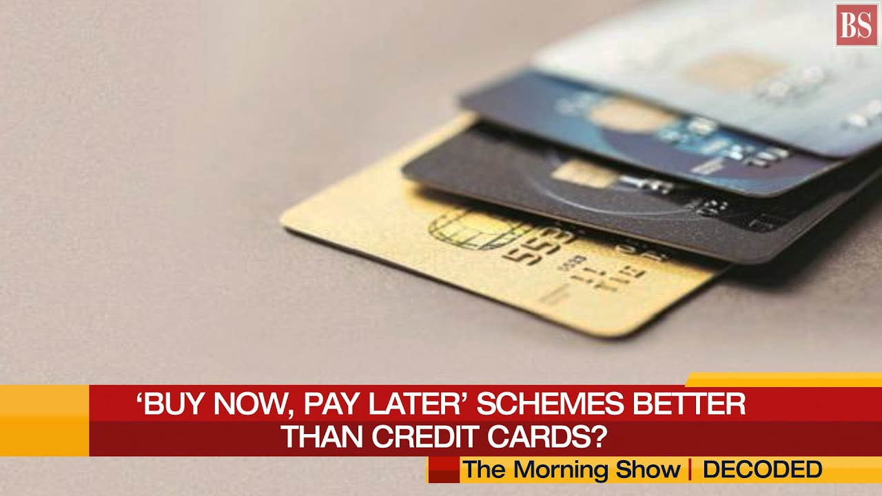'Buy now, pay later on' plans much better than charge card? thumbnail