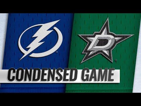 01/15/19 Condensed Game: Lightning @ Stars