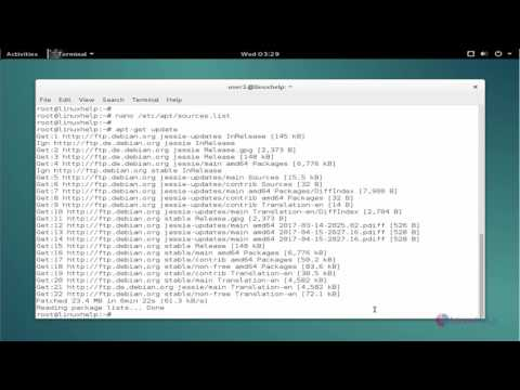 How to install UFRaw on Debian 8 3 | LinuxHelp Tutorials