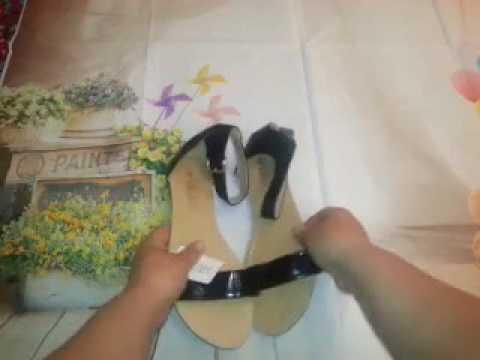 SANDALUP Fesselriemen Damen Sandalen